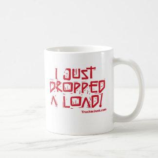 I Just Dropped a Load Coffee Mug