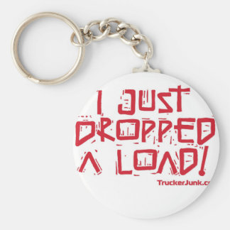 I Just Dropped a Load Key Ring