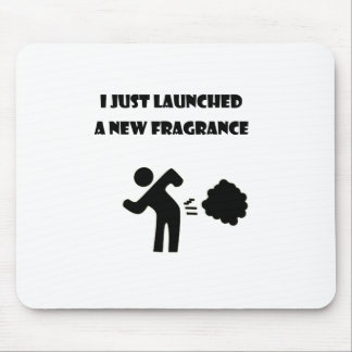 I just launched a new fragrance mouse mat