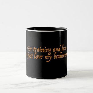 I just love my beauceron mug