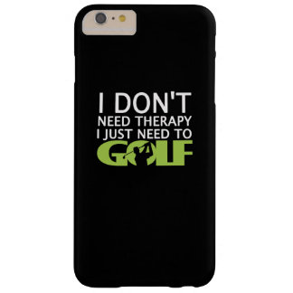 I just need to Golf Barely There iPhone 6 Plus Case