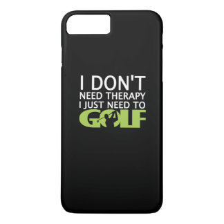 I just need to Golf iPhone 7 Plus Case