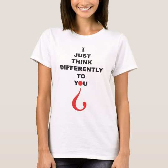 I JUST THINK DIFFERENTLY TO YOU Aspergers Syndrome
