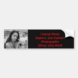i Kandi PhotoGlamour and Fashion ... Bumper Sticker