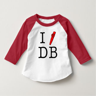 I Kazoo DB for Toddlers Tees