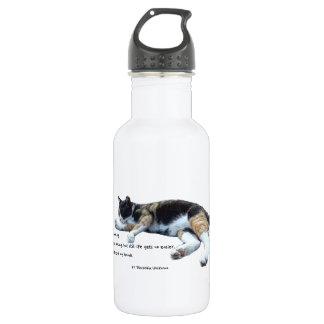 I keep ON working…(English edition) 532 Ml Water Bottle