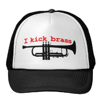 I Kick Brass Cap