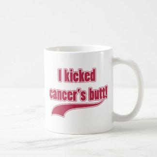 I Kicked Cancer's Butt Mug
