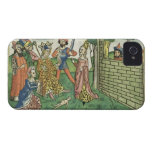 I Kings 3 16-28 Judgement of Solomon, from the 'Nu iPhone 4 Case