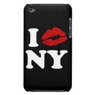 I Kiss New York iPod Case-Mate Cases