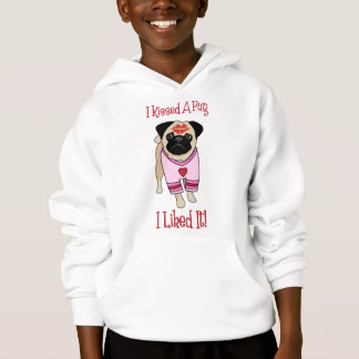 I Kissed A Pug Tees and Gifts