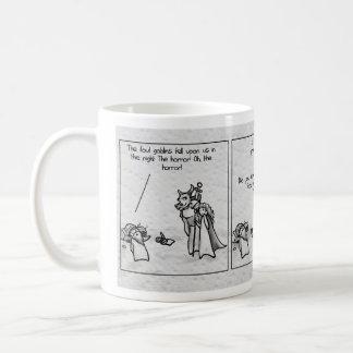 I knew Dragonborn were cold blooded. Basic White Mug