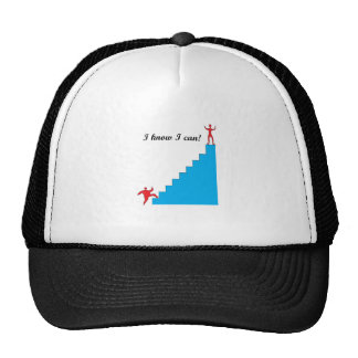 I know I can! Trucker Hat