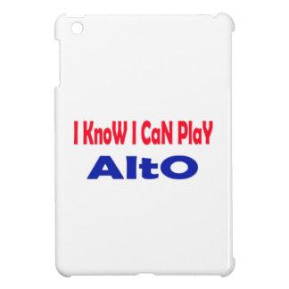 I know i can play Alto. iPad Mini Covers