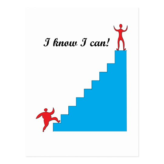 I know I can! Postcard