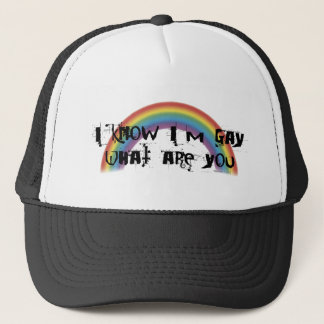 I Know I'm Gay Hat