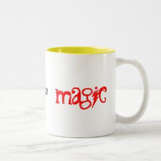 I know... Two-Tone coffee mug