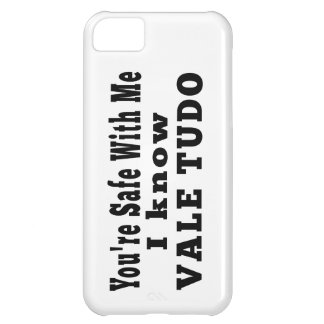 I know Vale Tudo Case For iPhone 5C