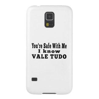 I know Vale Tudo Galaxy Nexus Cover