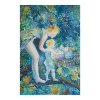 I Know Where Baby Fairies Come From Poster