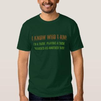 I Know Who I Am Shirt