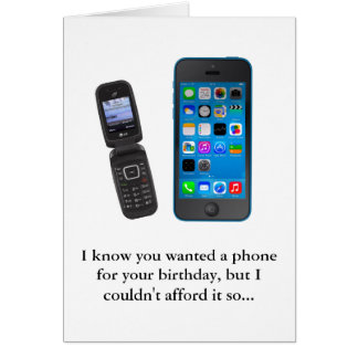 I know you wanted a phone card