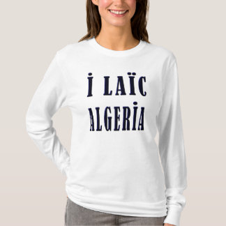 i laic algeria T-Shirt