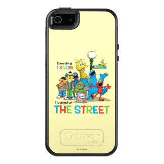 I learned on THE STREET OtterBox iPhone 5/5s/SE Case