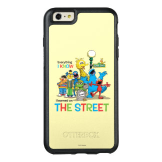 I learned on THE STREET OtterBox iPhone 6/6s Plus Case