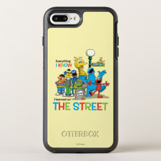 I learned on THE STREET OtterBox Symmetry iPhone 8 Plus/7 Plus Case