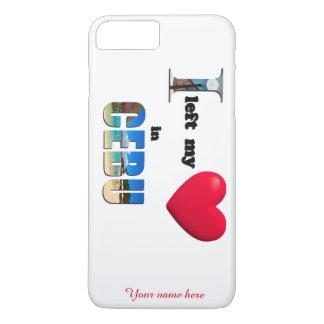 I left my heart in Cebu - Love iPhone 7 Plus Case