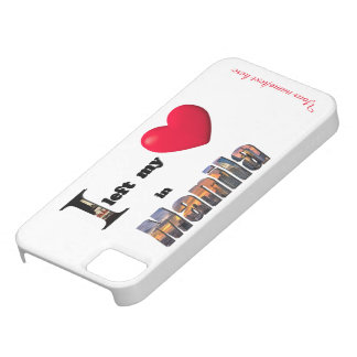 I left my heart in Manila - Love Gift Custom Case