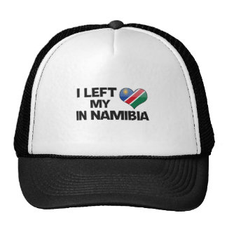 I left my love in Namibia. Trucker Hat