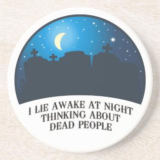 I Lie Awake (2011) Coaster