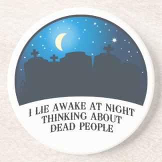 I Lie Awake (2011) Drink Coasters