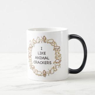 I like animal crackers mug