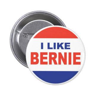 I Like Bernie 6 Cm Round Badge