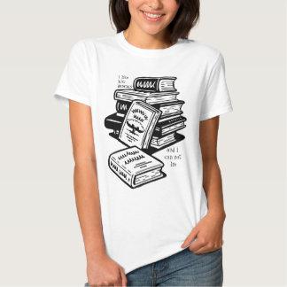 I like BIG BOOK and I can not lie Tee Shirts