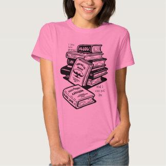 I like BIG BOOK and I can not lie Tshirts