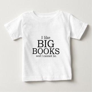 I like big books and I cannot lie Tshirts