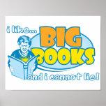 I Like Big Books Print