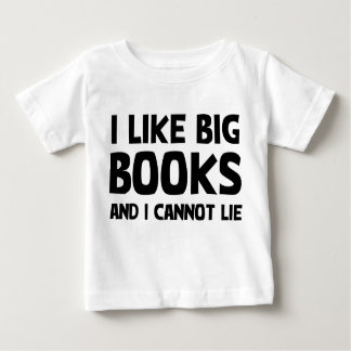 I Like Big Books Tshirts