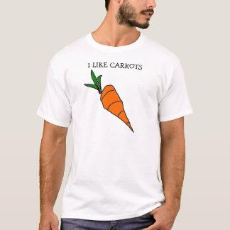 I LIKE CARROTS T-Shirt