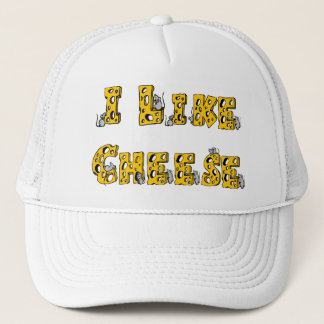 I like cheese hat