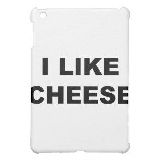 I Like Cheese iPad Mini Covers
