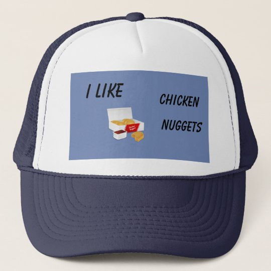 I like chicken nuggets hat