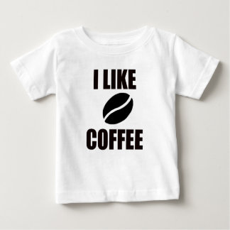 I like coffee baby T-Shirt