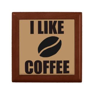 I like coffee gift box
