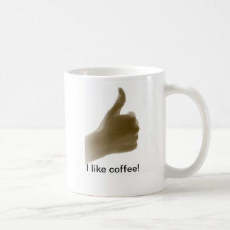 I Like Coffee Mug! Coffee Mug