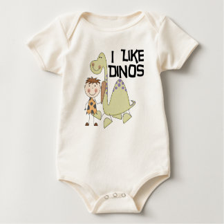 I Like Dinos - Boy Tshirts and Gifts